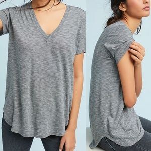 Cloth & Stone V-Neck Layering Tunic